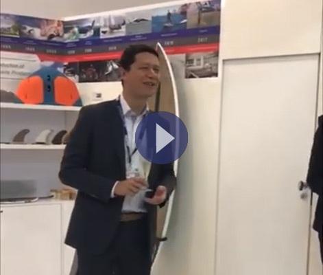 COBRA turns 40 at JEC World 2018