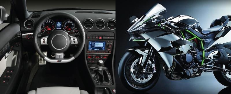 Interior Motocycle